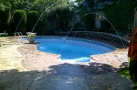 Brampton Swimming Pool Opening, Maintenance, Service, Repair & Stamped Concrete - Bolton, Mississauga, Georgetown, Brampton, GTA